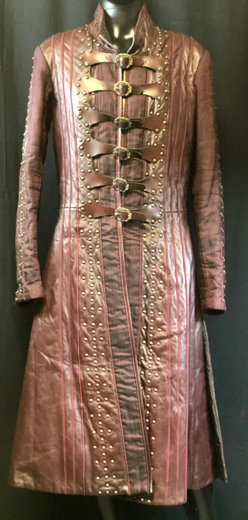 Lot 190: Da Vinci's Demons (2013–2015) - Carlo de' Medici (Ray Fearon) Costume