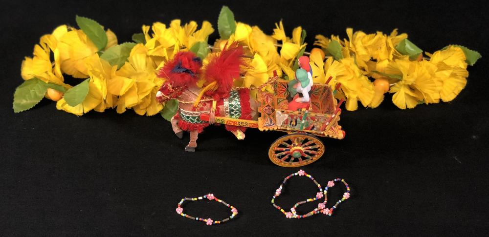 31 (Rob Zombie 2016) - Horse-drawn Cart, Lei & Beads from Camper