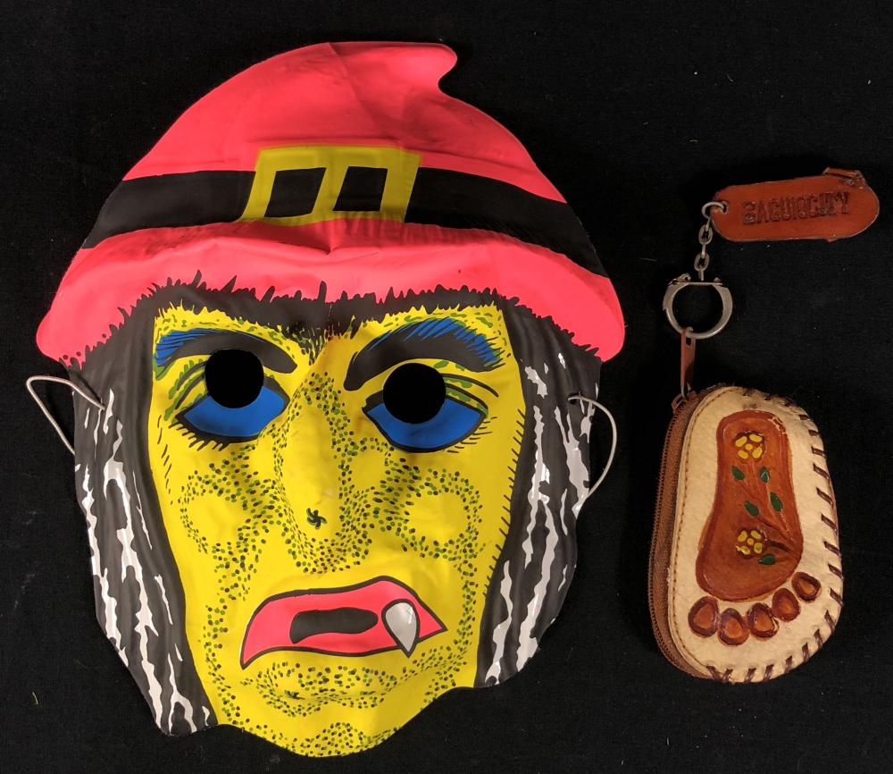 31 (Rob Zombie 2016) - Halloween Mask & Keychain From Camper
