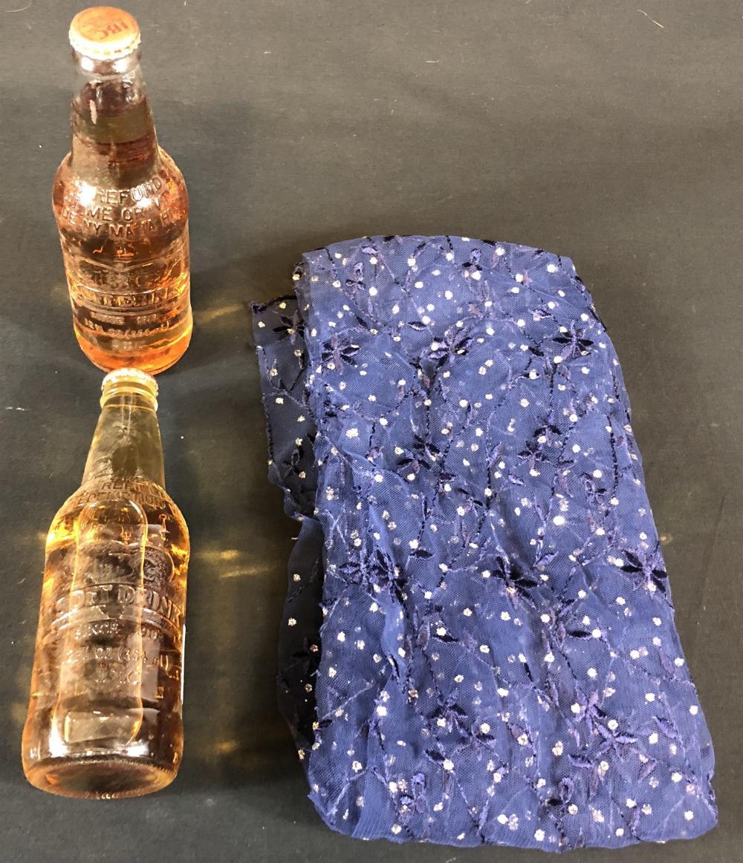 31 (Rob Zombie 2016) - A&W Cream Soda Bottles & Fabric