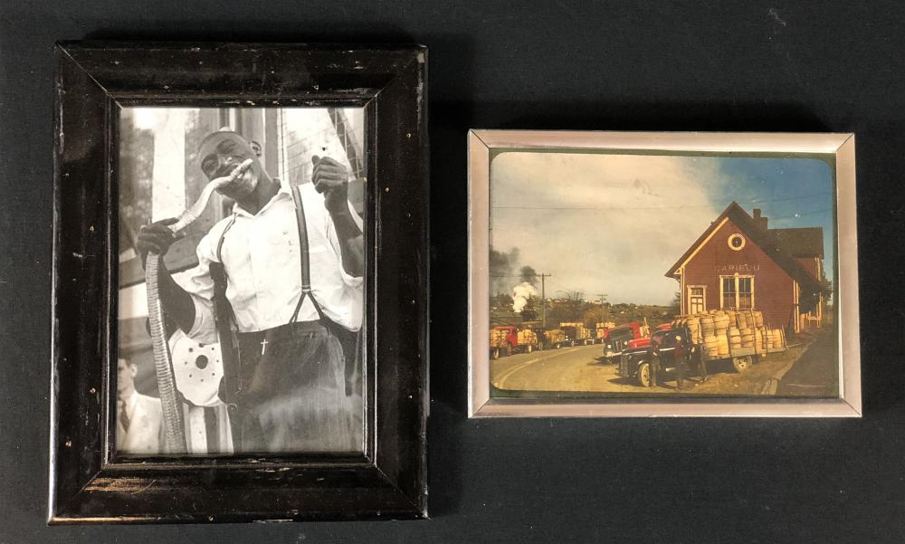 31 (Rob Zombie 2016) - Set of Two Pictures From Camper - Lot A