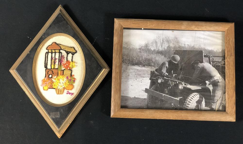 31 (Rob Zombie 2016) - Set of Two Pictures From Camper - Lot B