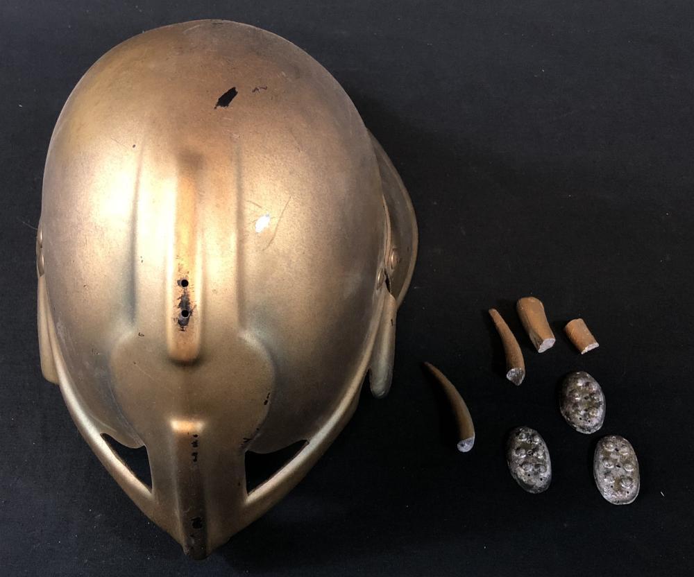 Dungeons & Dragons (2000) - Helmet
