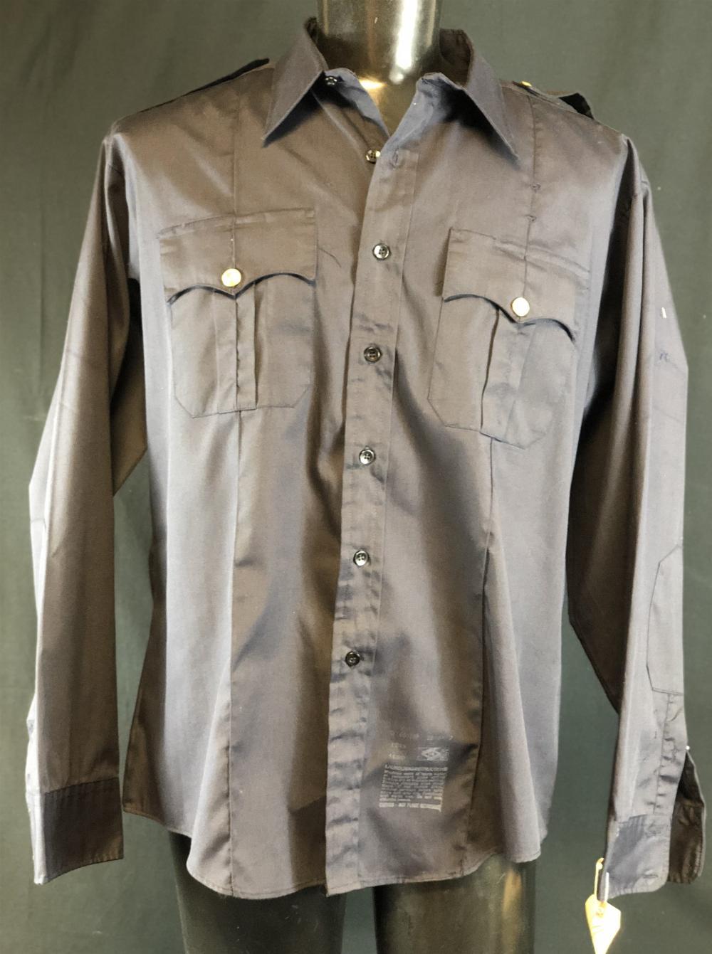 "Police Academy Movies - ""Bubba Smith"" Hightower Police Shirt"