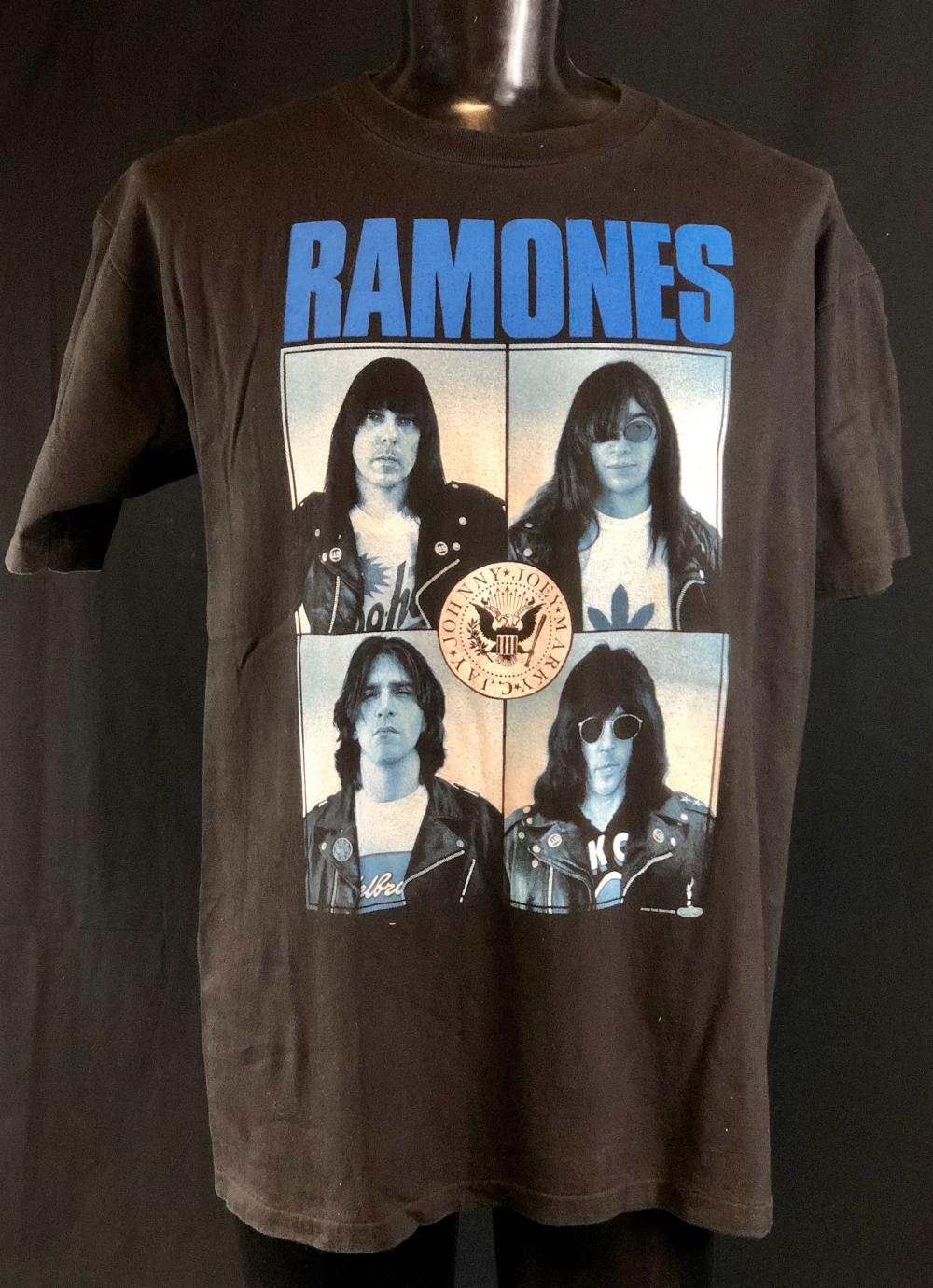"The X-Files (1993– ) - Dean Haglund ""Langly"" Ramones T-Shirt"