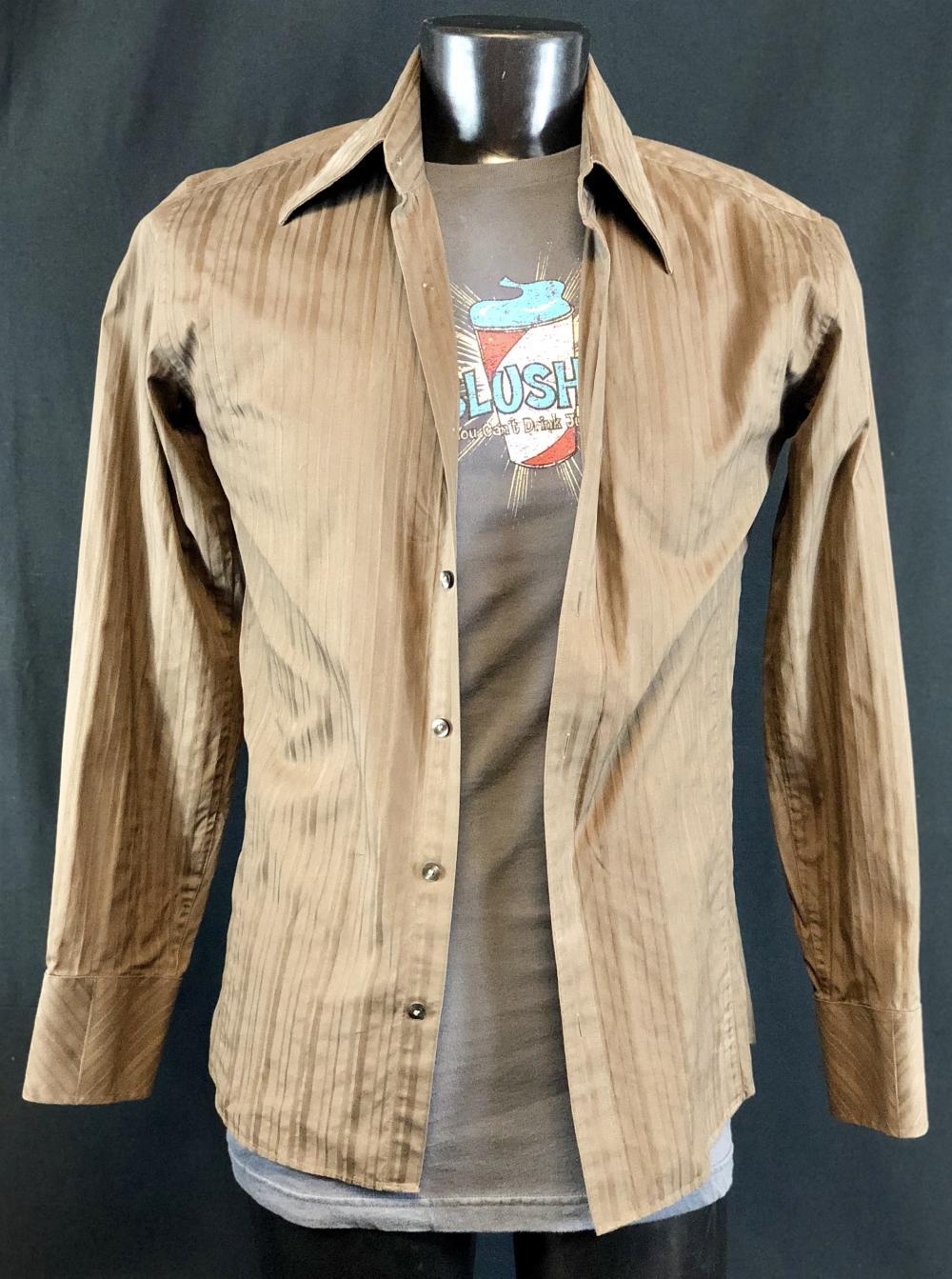 Cloverfield (2008) - Mike Vogel Jason Hawkins Slusho Shirt Lot