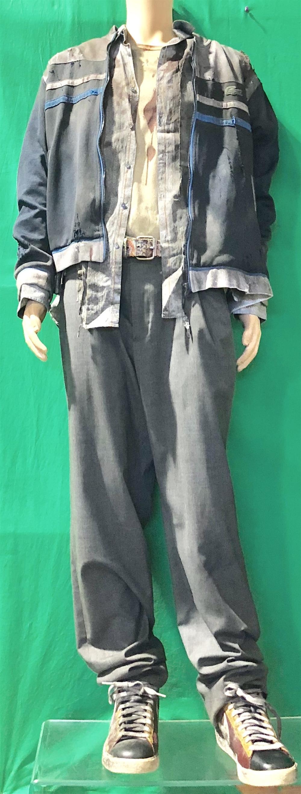 Cloverfield (2008) - T.J. Miller - Hudson 'Hud' Platt Screen Matched Costume