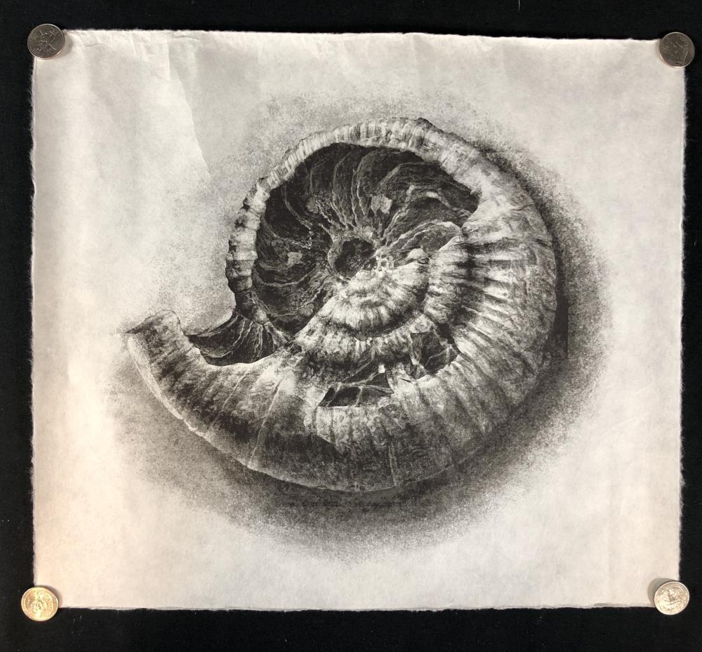 Alien: Covenant (2017) - Screen Used Artwork from David's Room (Michael Fassbender) - Lot C