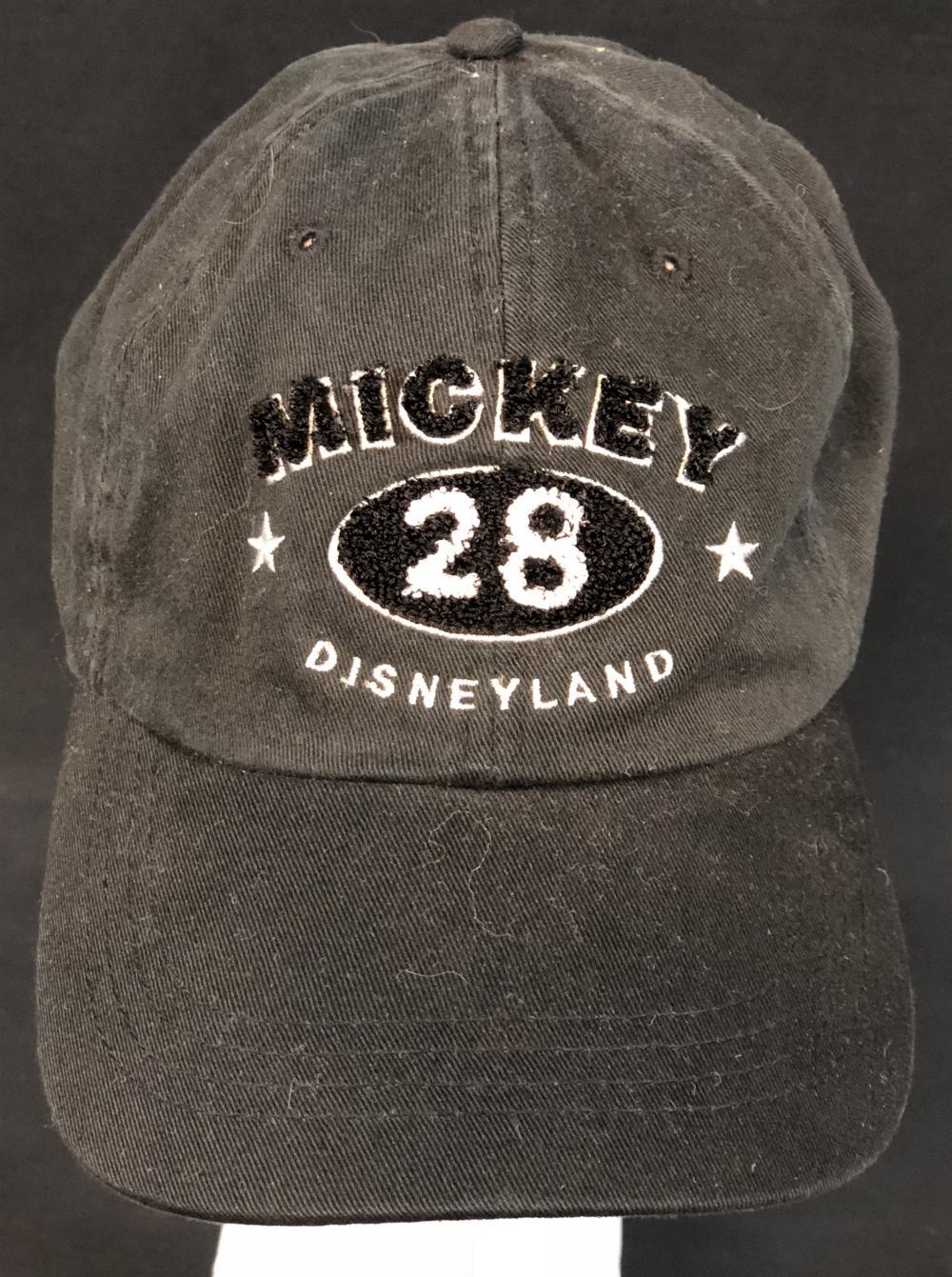 Spin City (1996–2002) - Disneyland Mickey Cap