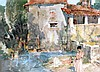 RUSSELL FLINT (BRITISH), A Print, Bathing Nudes, no 183/850. 1 ft 8ins, Sir William Russell Flint, £80