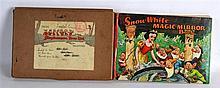 Snow White Magic Mirror Book, within its original postal case.