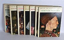 ART OF THE WESTERN WORLD 7 Volumes, by Paul Hamlyn. (7)
