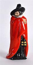 AN UNUSUAL ROYAL DOULTON FIGURE 'GUY FAWKES' Hn No 3271. 4ins high.
