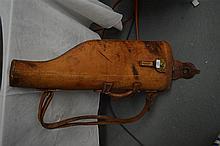 A MUTTON OF LAMB GUN CASE.