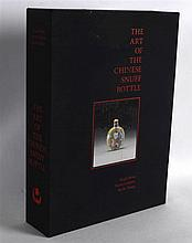The Art of the Chinese Snuff Bottle 2 Volumes. (2)