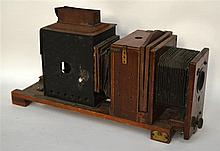 A THORTON PICKARD IMPERIAL PROJECTOR. 1Ft 10ins wide.