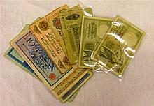 A QUANTITY OF GERMAN MARK BANK NOTES, 1906-1914. (Qty)