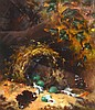 William Henry Hunt (1790-1864) English, Oil, 'Stil, William Henry Hunt, £300