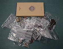 A COLLECTION OF VARIOUS WORLD COINAGE of various ages. (qty)