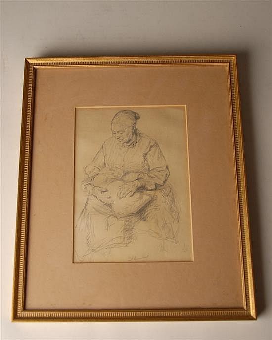 Paul Renouard, 1845-1924, France,