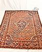 A Semi-antique Persian Rug,