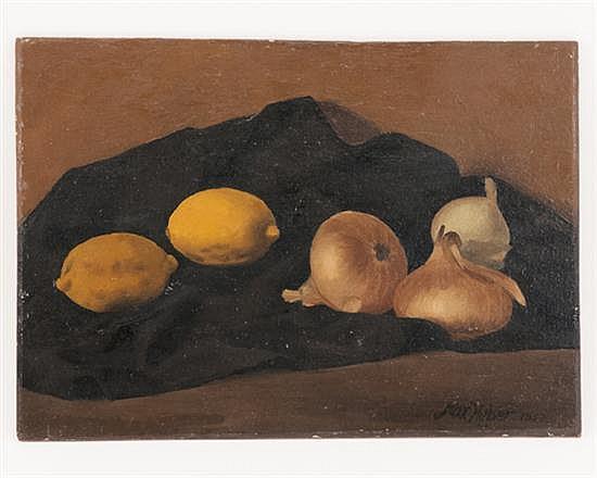 Max Emanuel Huber, Switzerland, (1903-1987),