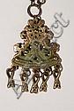 Kalevala Koru Bronze Pendant,