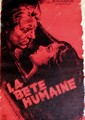 1938 - LA BETE HUMAINE. Film de Jean Renoir, avec