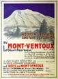 Mont Ventoux alt 1912 M «Le géant Provençal» Ne