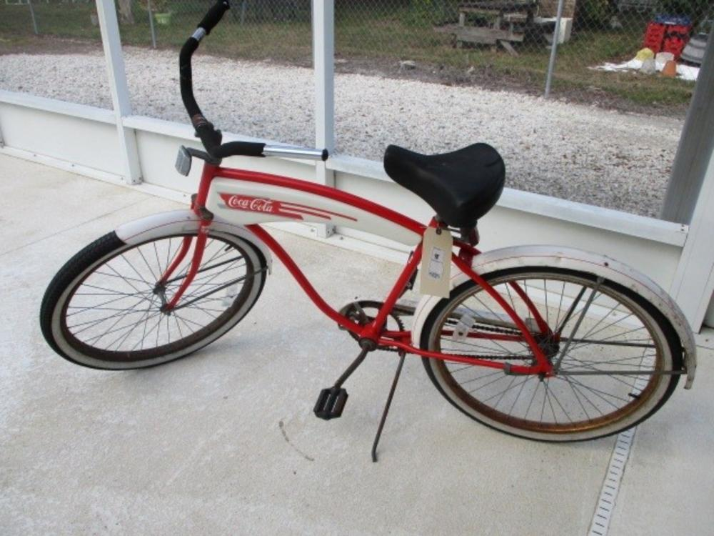Coca Cola Bike 1986 Huffy