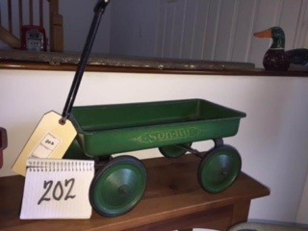 Son-ny Wagon Green