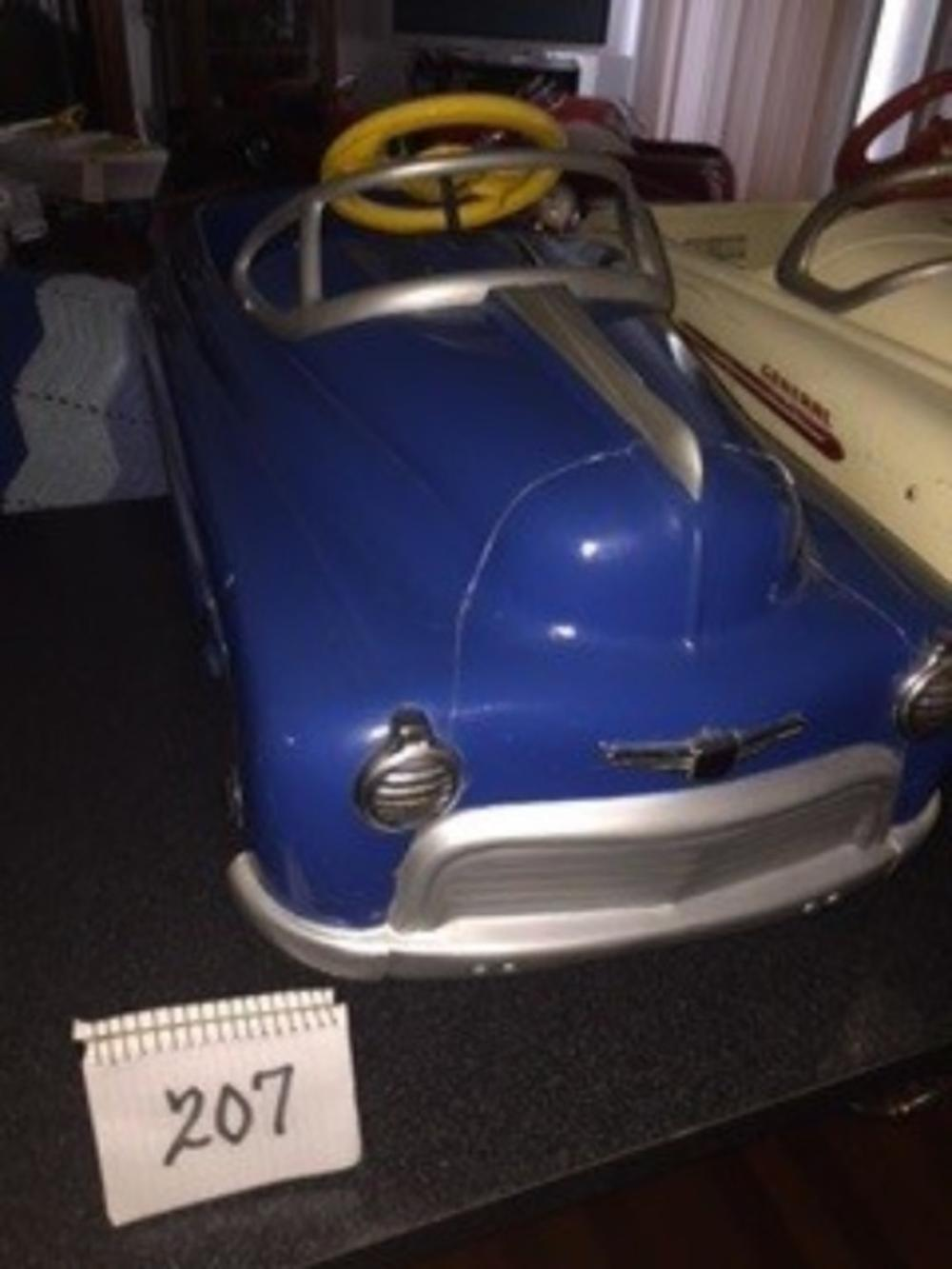 1949 Comet New Old Stock Original Pedal Car