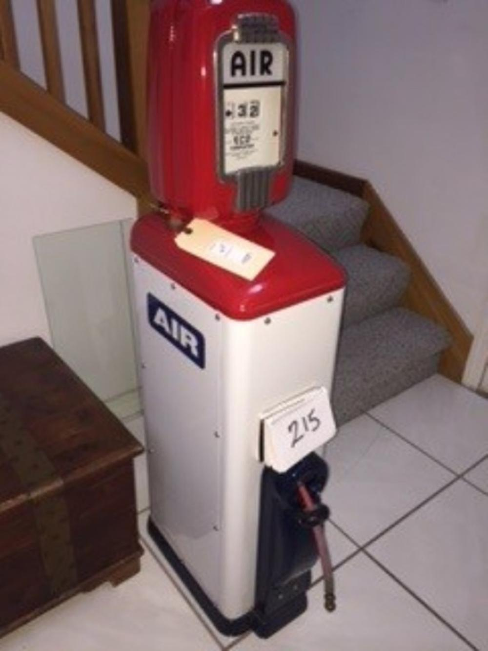Echo Airmeter w/ Hose Reel Model 92