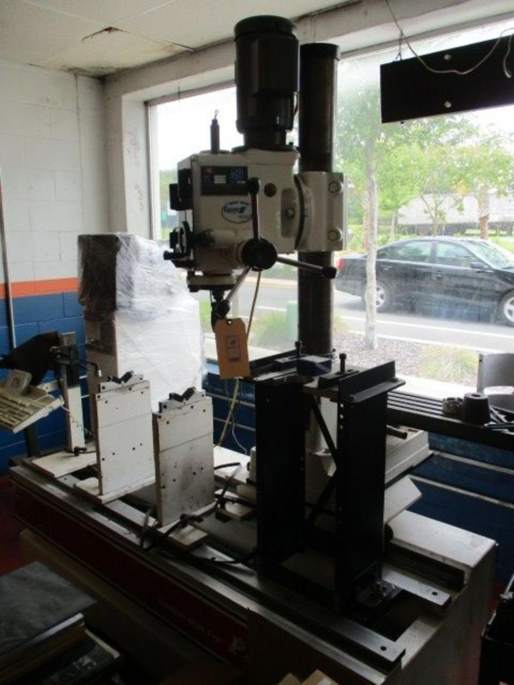 Hines Crankshaft Balancer w/ Rod Scale and Tooling