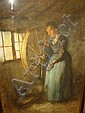 ALBERTUS JOHANNES AUGUSTUS NEUHUYS (Dutch, Albertus Johannes Augustus Neuhuys, Click for value