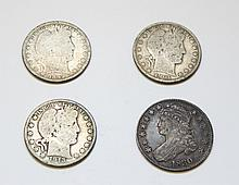 LOT OF HALF DOLLARS