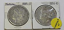 MORGAN DOLLARS