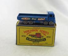 Matchbox Moko Lesney No. 20 Transport Toy Truck in Original Box