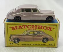 Matchbox Moko Lesney No. 44 Rolls-Royce Phantom V Toy in Original Box