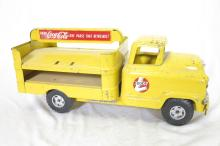 1950's Pressed Steel Buddy L GMC Coca-Cola Truck. 15