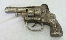 Hubley Dandy Police .38 Toy Cap Gun. 6