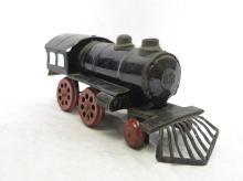 Metal Train Engine Toy Locomotive #99 Unknown Maker. 10
