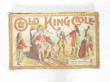 1901 Parker Brothers Old King Cole Board Game. Salem Mass. USA