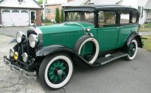 Car Collection of the Estate of Russell Yordy