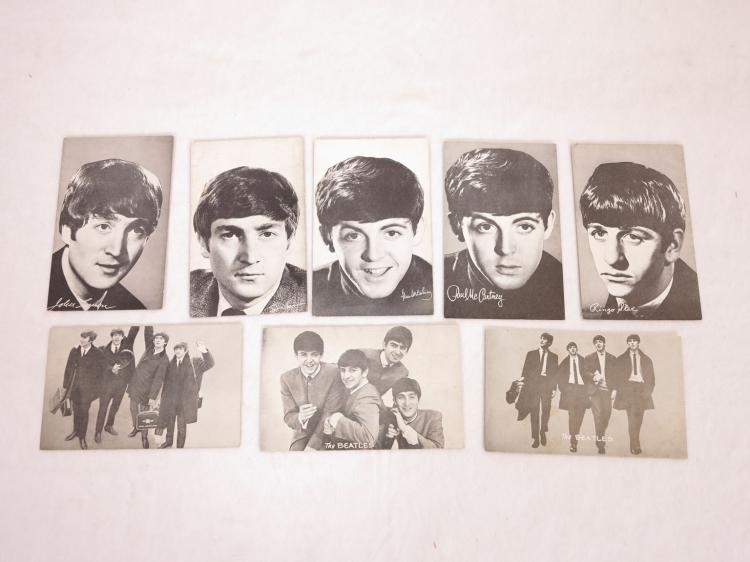 Beatles collectible cards / All inclusive resorts in mexico