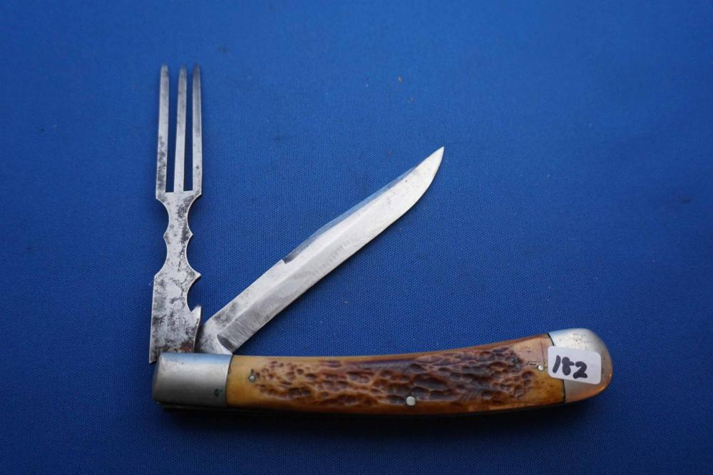 Case Knife / Fork, 6251 chip on one side