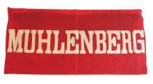Muhlenberg College Felt Rectangular Banner
