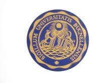 Bucknell University Circular Plaque