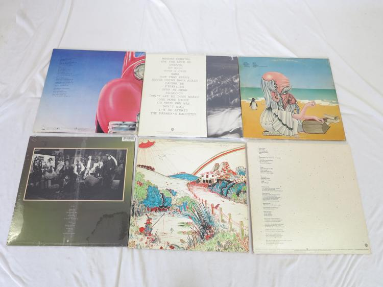 12 Fleetwood Mac Lp Vinyl Records Incl Rumours Penguin