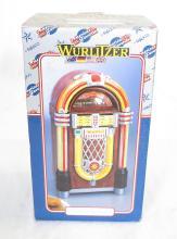 Americas Favorite Wurlitzer Cookie Jar By ENESCO